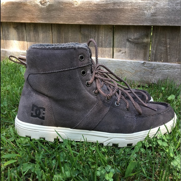 "4996df71c3b0 DC Other - Men s DC ""Woodland"" Boots"